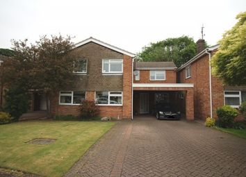 Thumbnail 4 bed detached house to rent in Church Lane, Sedgebrook, Grantham