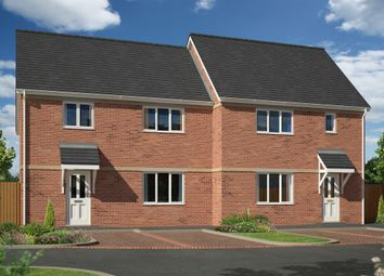 Thumbnail 3 bed semi-detached house for sale in Margaret Close, Thurmaston, Leicester