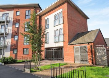 Thumbnail 2 bedroom flat for sale in Columbia Crescent, Wolverhampton