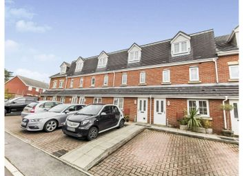 Thumbnail 2 bed terraced house for sale in Chadwick Way, Southampton