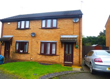Thumbnail 2 bed semi-detached house for sale in Withington Close, Northwich