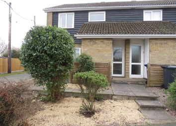 Thumbnail 1 bed flat for sale in Elm Road, Folksworth, Peterborough