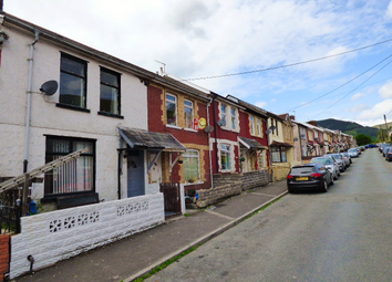 Thumbnail 3 bedroom terraced house for sale in The Avenue, Pontycymer, Bridgend