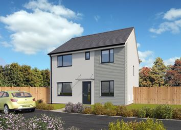 Thumbnail 4 bedroom detached house for sale in Kilmar Street, Plymstock, Plymouth