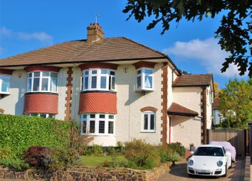 Thumbnail 4 bed semi-detached house for sale in Farnaby Road, Shortlands