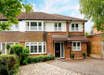 Thumbnail 4 bed semi-detached house for sale in Shiplake Bottom, Peppard Common, Henley-On-Thames