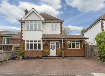 Thumbnail 3 bed detached house for sale in Nork Gardens, Banstead