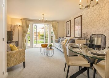 """Thumbnail 3 bed terraced house for sale in """"Norbury"""" at Hanworth Lane, Chertsey"""