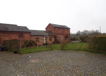 Thumbnail 3 bedroom barn conversion for sale in Heath House Lane, Codsall, Wolverhampton, Staffordshire