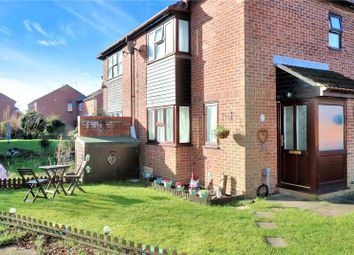 Thumbnail 1 bed end terrace house for sale in Berkeley Close, Abbots Langley