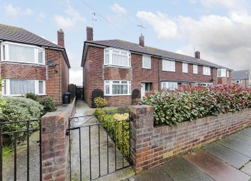Thumbnail 3 bed end terrace house for sale in Brougham Road, Worthing