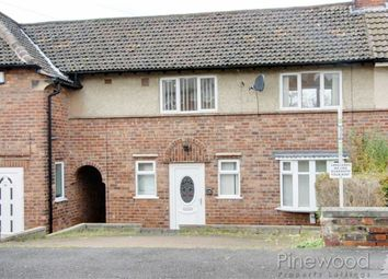Thumbnail 2 bed terraced house to rent in Laurel Crescent, Hollingwood, Chesterfield, Derbyshire