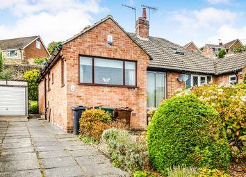 Thumbnail 2 bed semi-detached house for sale in Dorchester Crescent, Baildon, Shipley