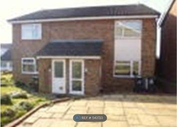 Thumbnail 1 bed flat to rent in Ridgeway, Stowmarket