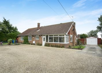 Thumbnail 4 bedroom detached bungalow for sale in London Road, Pakefield, Lowestoft