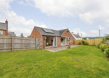 Thumbnail 3 bed detached bungalow for sale in Cox's Meadow, Lea, Ross-On-Wye