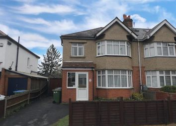 Thumbnail 3 bed semi-detached house for sale in Janson Road, Shirley, Southampton
