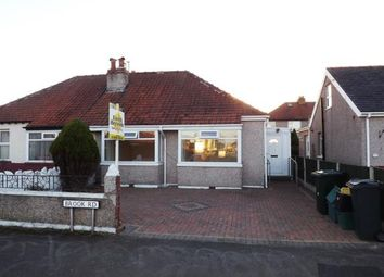 Thumbnail 2 bed bungalow for sale in Brook Road, Morecambe, Lancashire, United Kingdom