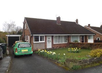 Thumbnail 3 bed bungalow for sale in Brookside Avenue, Poynton, Stockport, Cheshire