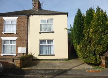 Thumbnail 2 bed semi-detached house to rent in Spring Street, Spalding