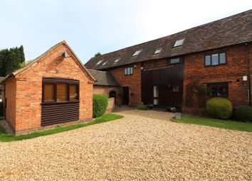 Thumbnail 3 bedroom barn conversion for sale in The Paddock Tudor Court, Church Lane, Ash Green