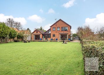 5 bed detached house for sale in Lindisfarne, The Street, Sutton, Norfolk NR12