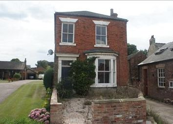 Thumbnail 3 bed detached house to rent in Hillcrest, High Street, Epworth, Doncaster