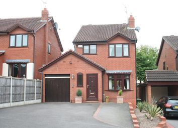 Thumbnail 3 bed detached house for sale in Ostler Close, Kingswinford