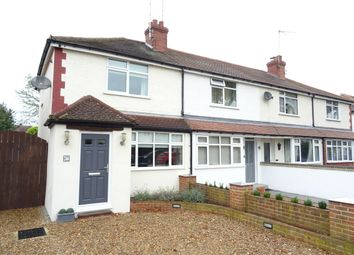 Thumbnail 2 bed end terrace house for sale in Woodham Lane, New Haw