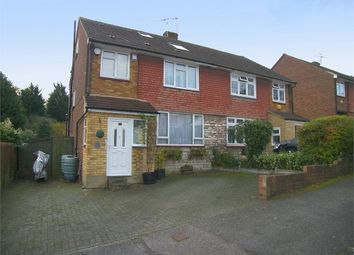 Thumbnail 4 bed semi-detached house for sale in Hyde Close, High Barnet, Barnet