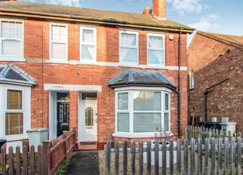 Thumbnail 3 bed end terrace house for sale in Wilford Grove, Skegness