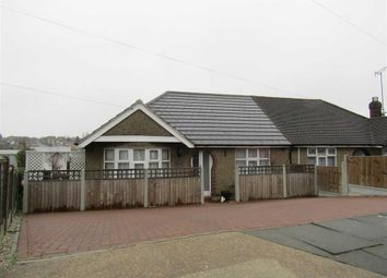 Thumbnail 3 bed semi-detached bungalow to rent in Uplands Park Road, Rayleigh