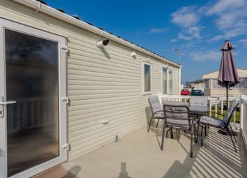 Thumbnail 2 bed mobile/park home for sale in Pevensey Bay Holiday Park, Woodland Walk, Eastbourne Road, Pevensey