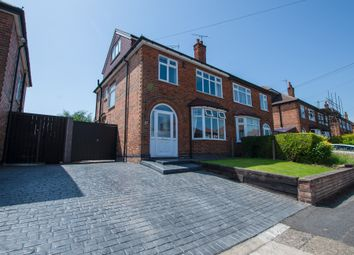4 bed semi-detached house for sale in Elvaston Road Wollaton, Nottingham NG8