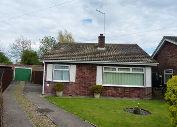 Thumbnail 2 bed detached bungalow for sale in Woodland Lea, Helpton, Peterborough