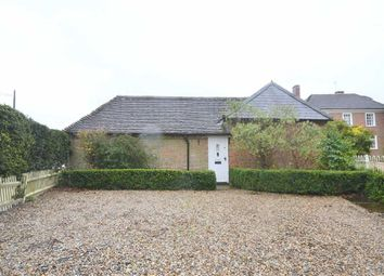 Thumbnail 1 bedroom detached bungalow to rent in Westwell, Ashford