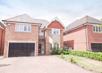 Thumbnail 5 bed detached house for sale in Cassander Place, Holly Grove, Pinner