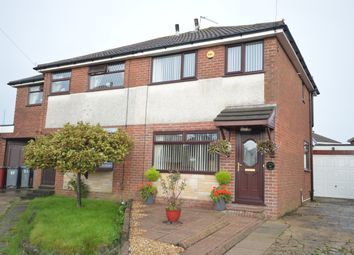Thumbnail 3 bed semi-detached house for sale in West Side, Blackpool