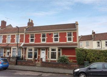 Thumbnail 2 bedroom end terrace house for sale in Sandholme Road, Brislington