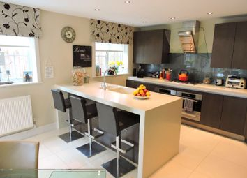 Thumbnail 5 bed detached house for sale in Garnetts Lane, Felsted