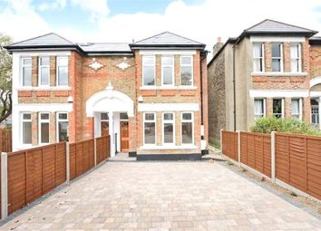 4 bed semi-detached house for sale in Duncombe Hill, Honor Oak, London SE23