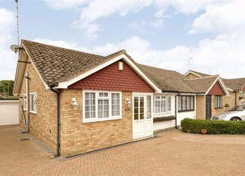 Thumbnail 2 bedroom semi-detached bungalow to rent in Arden Close, Bushey, Herts
