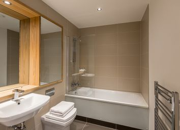 Thumbnail 1 bed flat to rent in New Capital Quay, Greenwich SE10, London,