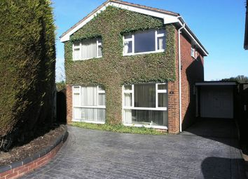 Thumbnail 4 bed detached house for sale in Romsley Close, Halesowen