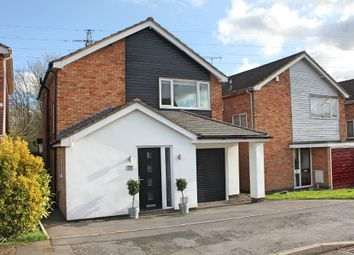 Thumbnail 3 bed detached house for sale in Foxcroft Close, Rowley Fields, Leicester