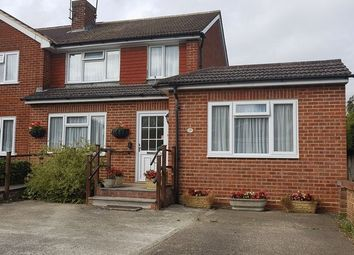 Thumbnail 3 bed semi-detached house for sale in Cartmel Drive, Woodley, Reading