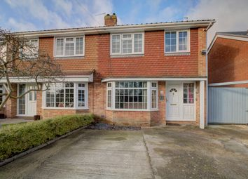 Thumbnail 3 bed semi-detached house for sale in Whitley Close, Westbourne, Emsworth