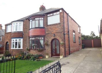 Thumbnail 3 bed semi-detached house for sale in Addison Road, Great Ayton, North Yorkshire