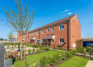 Thumbnail 3 bed semi-detached house for sale in Plot 19, The Knighton At Birnam Mews, Oak Road, Stratford-Upon-Avon, Warwickshire