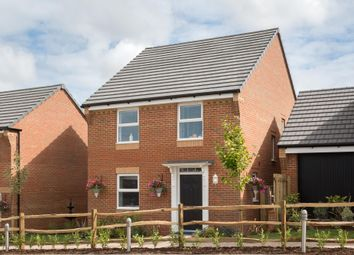 "Thumbnail 4 bed detached house for sale in ""Ingleby"" at Hanzard Drive, Wynyard Business Park, Wynyard, Billingham"